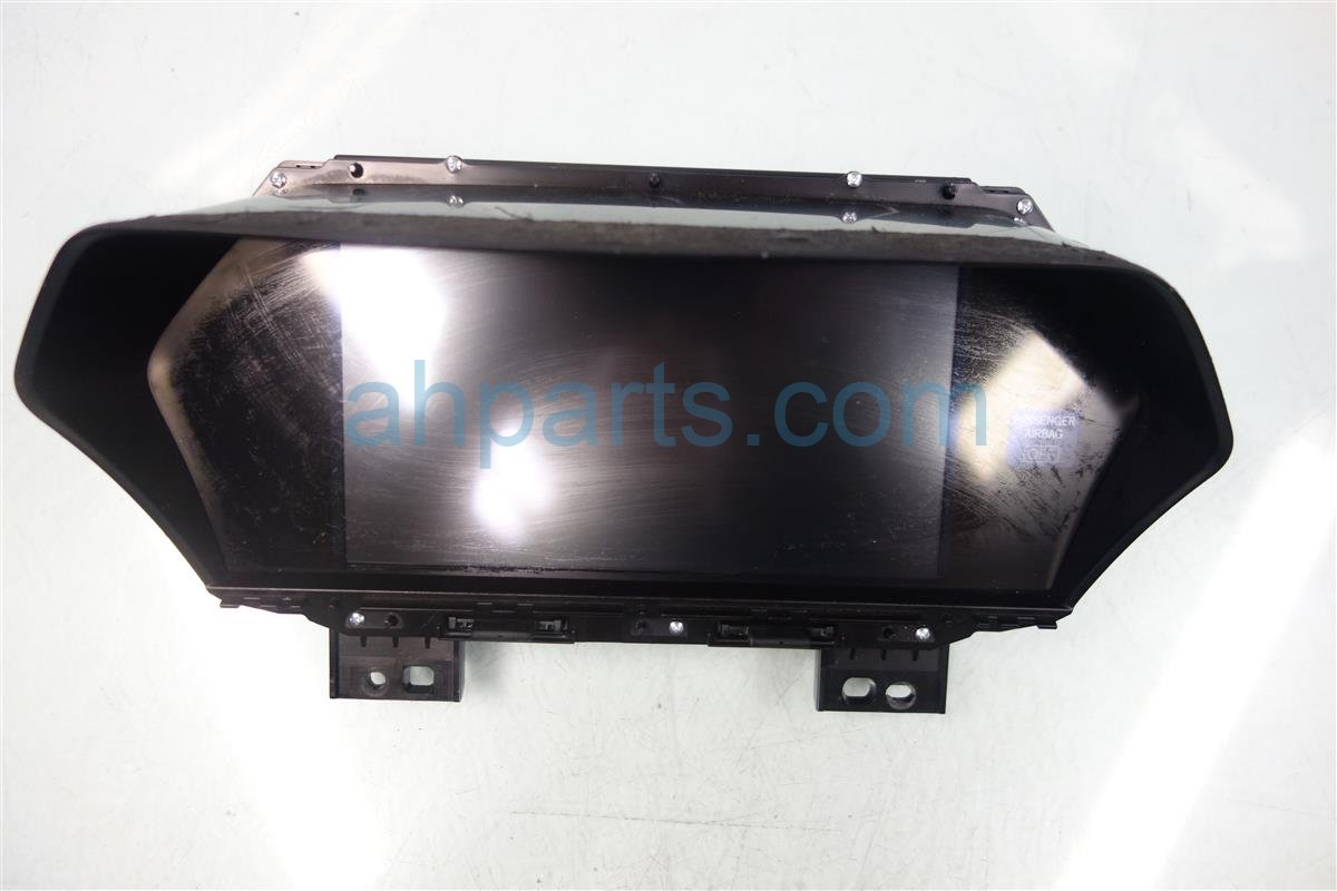 2016 Acura ILX DISPLAY SCREEN NON NAVI 39710 TX6 307 39710TX6307 Replacement