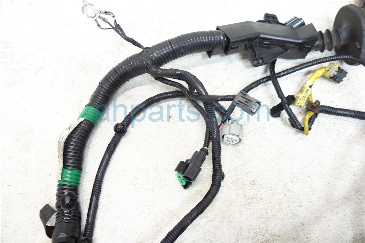 2013 Honda Pilot Driver CABIN HARNESS 32120 SZB A12 32120SZBA12 Replacement