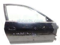 $150 Honda RH DOOR,SHELL ONLY - Black