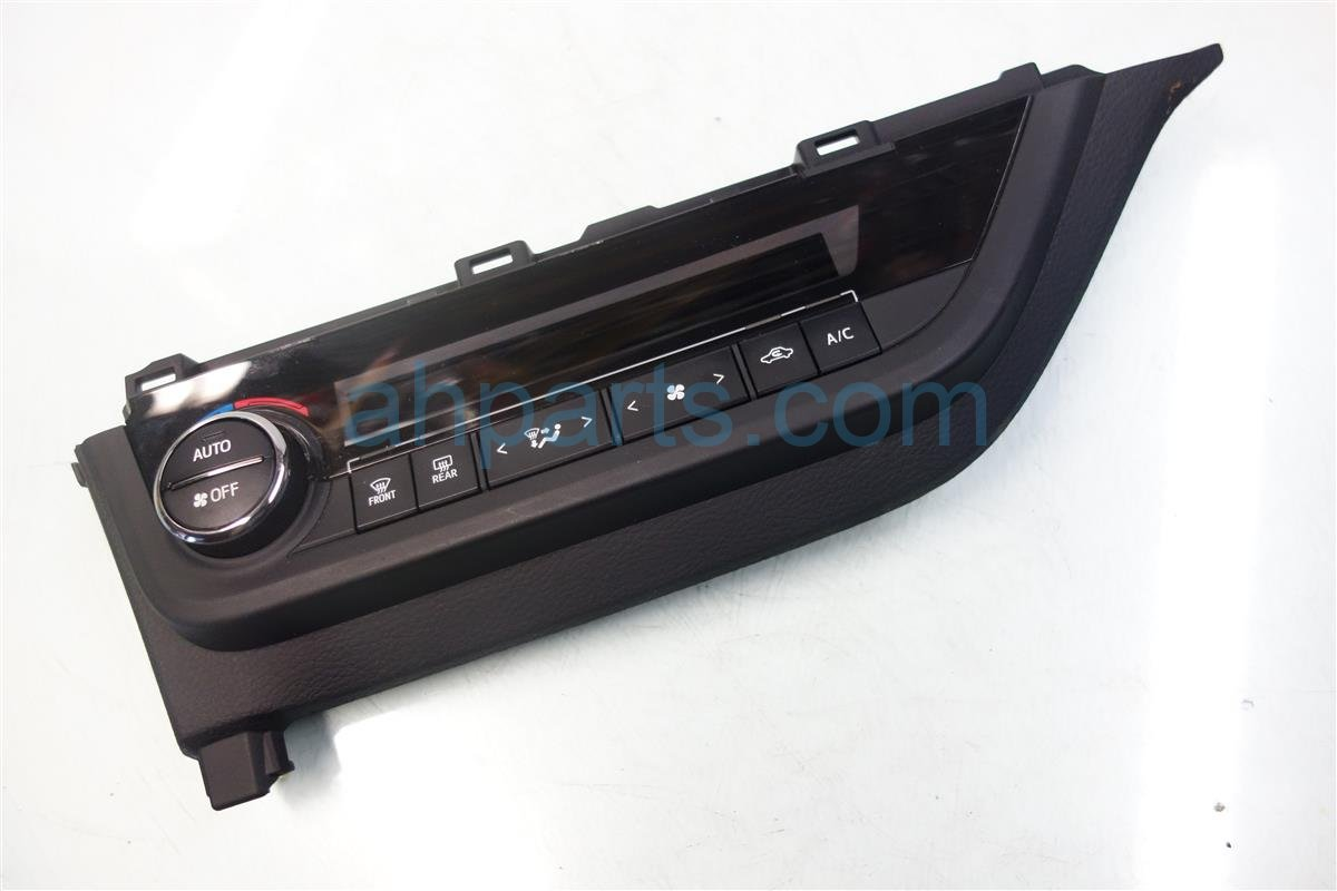 2014 Toyota Corolla Temperature Climate HEATER AC CONTROL ON DASH 55900 02500 5590002500 Replacement