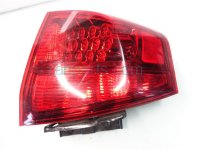 2010 Acura MDX Rear Passenger TAIL LAMP LIGHT ON BODY 33501 STX A11 33501STXA11 Replacement