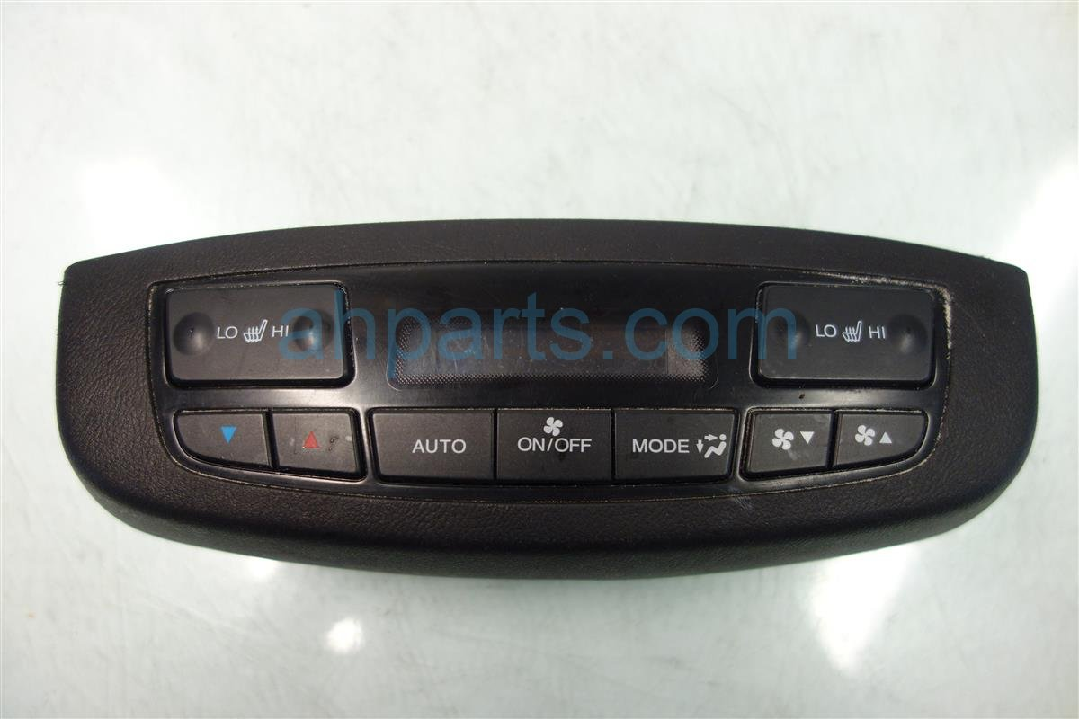 2010 Acura MDX Temperature Climate HEATER AC CONTROL REAR 79600 STX A54 79600STXA54 Replacement