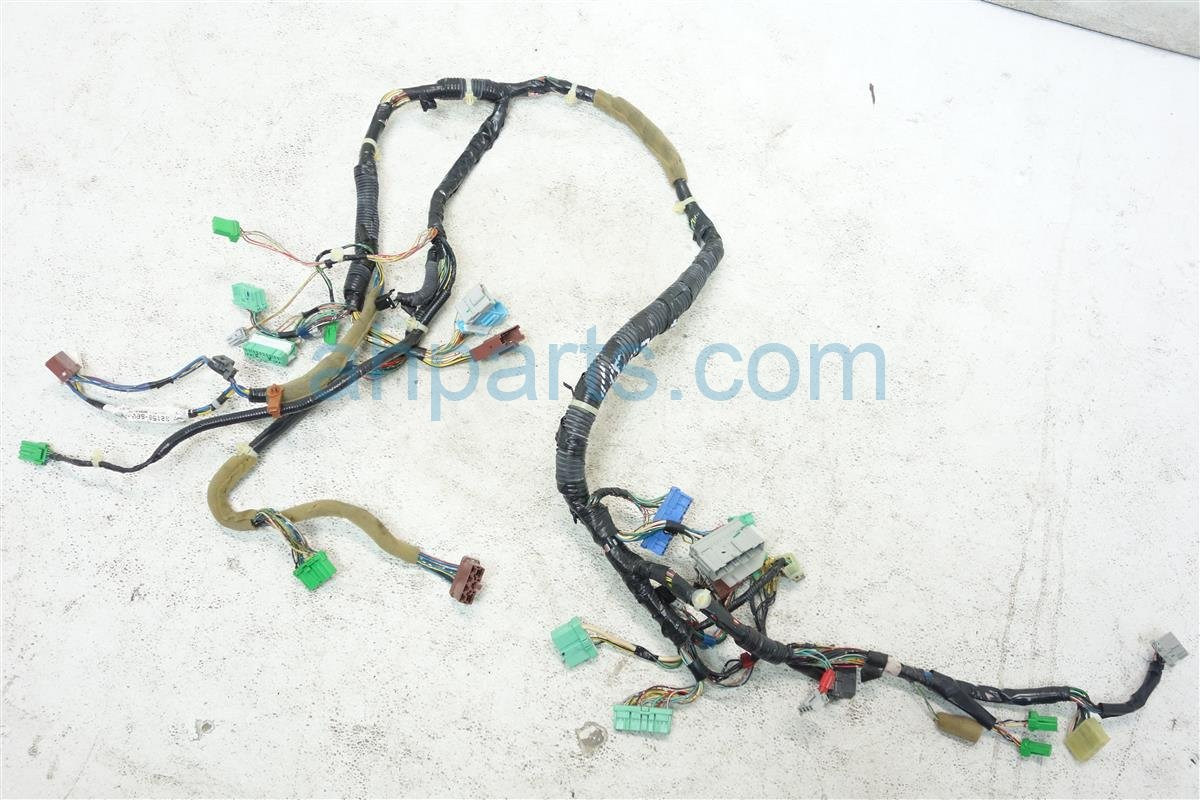 2001 Honda Accord DASHBOARD WIRE HARNESS BROKEN PLUG 32150 S80 A01 32150S80A01 Replacement