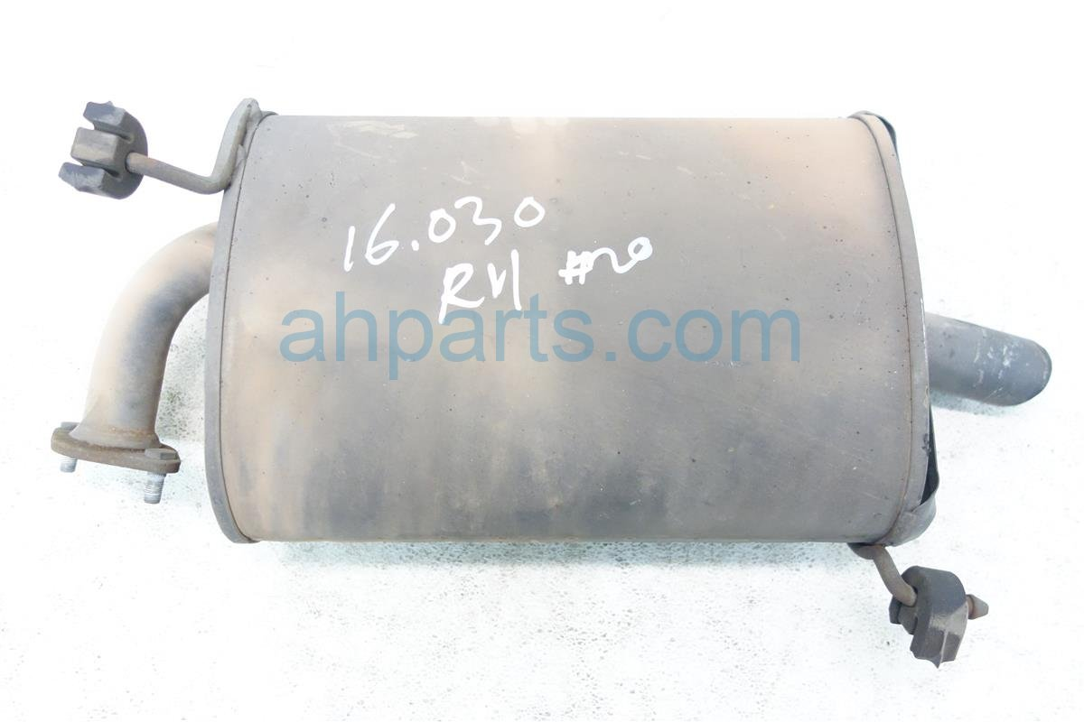 2001 Honda Accord Passenger MUFFLER 18030 S87 A00 18030S87A00 Replacement