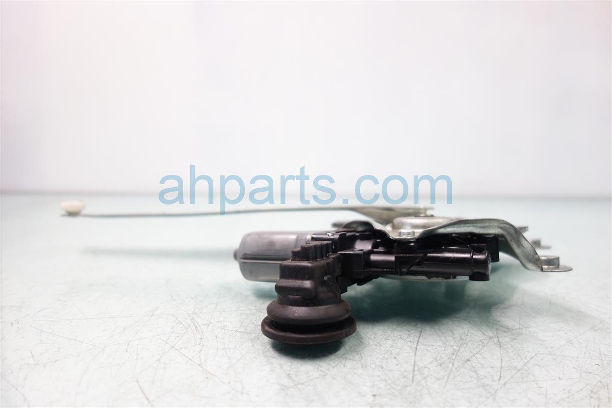 2010 Toyota Rav 4 Rear passenger WINDOW REGULATOR MOTOR 69803 0r010 698030r010 Replacement