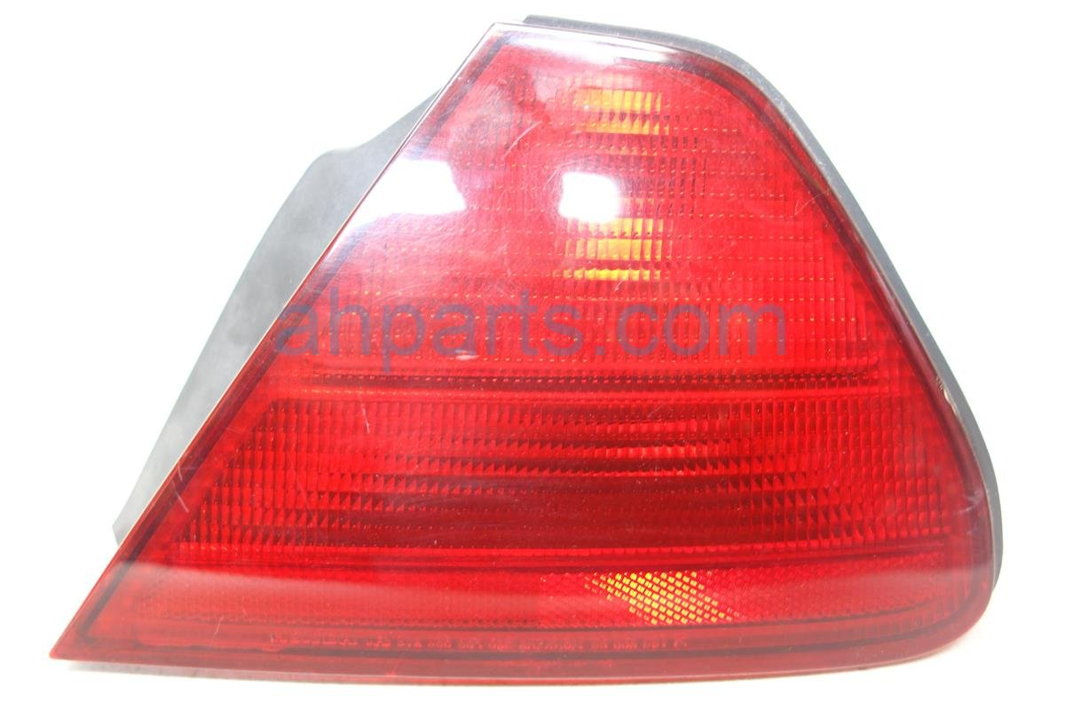 2001 Honda Accord Lamp Rear passenger TAILLIGHT 33501 S82 A01 33501S82A01 Replacement