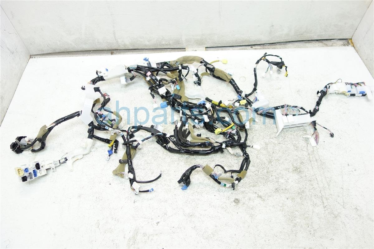 2010 Lexus Rx350 DASH INSTRUMENT HARNESS 82142 48C50 8214248C50 Replacement