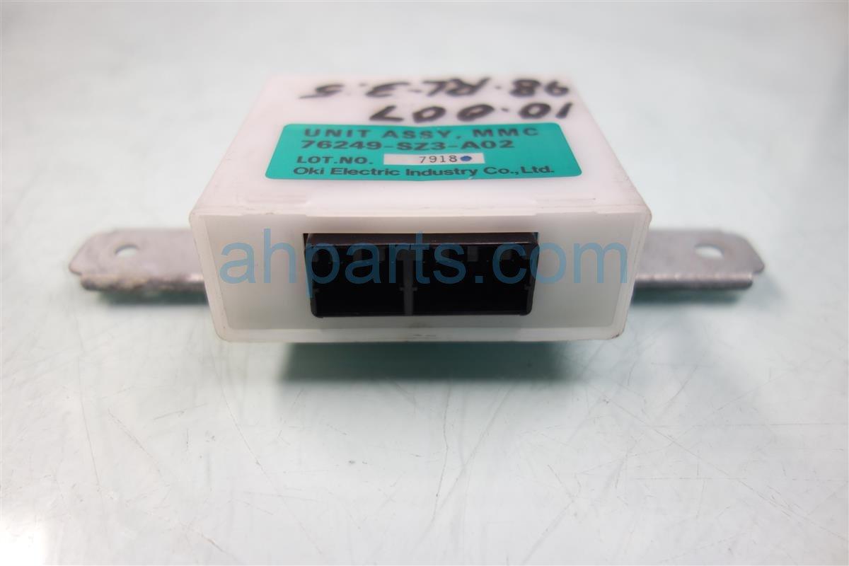 1998 Acura RL MIRROR MEMORY CONTROL 76249 SZ3 Z02 76249SZ3Z02 Replacement