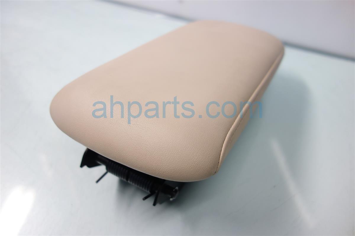 2010 Lexus Hs250h CONOLE LID ARM REST IVORY TAN 589057502023 Replacement