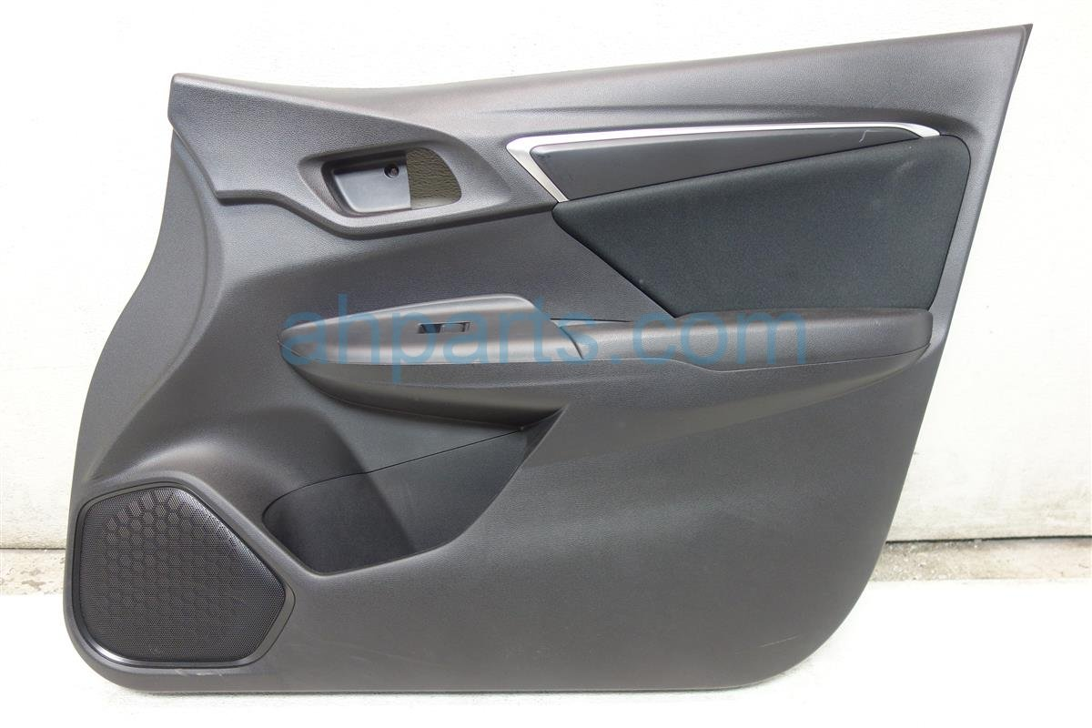 2015 Honda FIT Front passenger DOOR PANEL TRIM LINER BLACK 83550 T5A A02ZA 83550T5AA02ZA Replacement