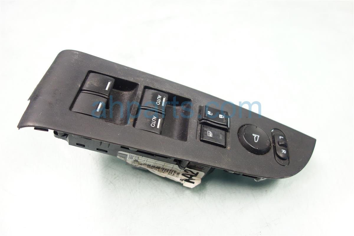 2011 Honda Odyssey Power MASTER WINDOW CONTROL SWITCH 35750 TK8 A22 35750TK8A22 Replacement