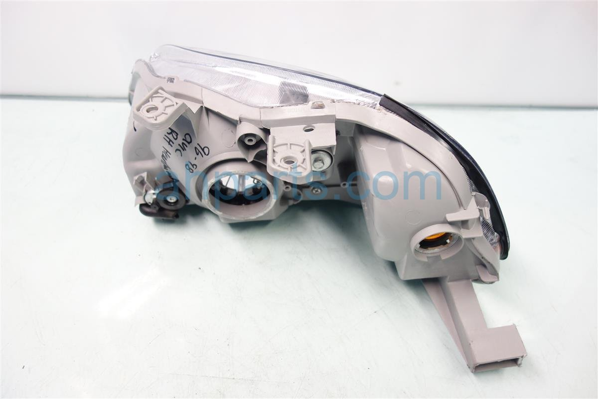 1996 Honda Civic Lamp Passenger HEADLIGHT AFTERMARKET Replacement