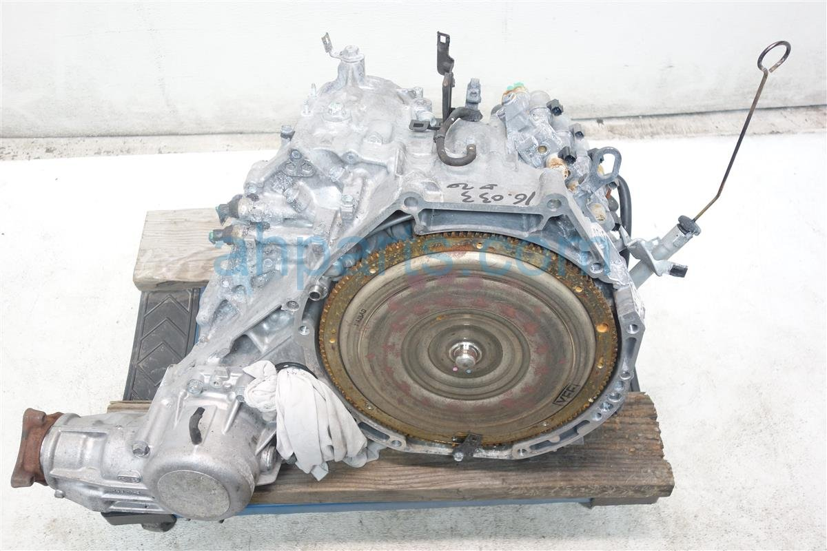 2002 Acura Mdx Transmission 2010 Without Solenoid Replacement