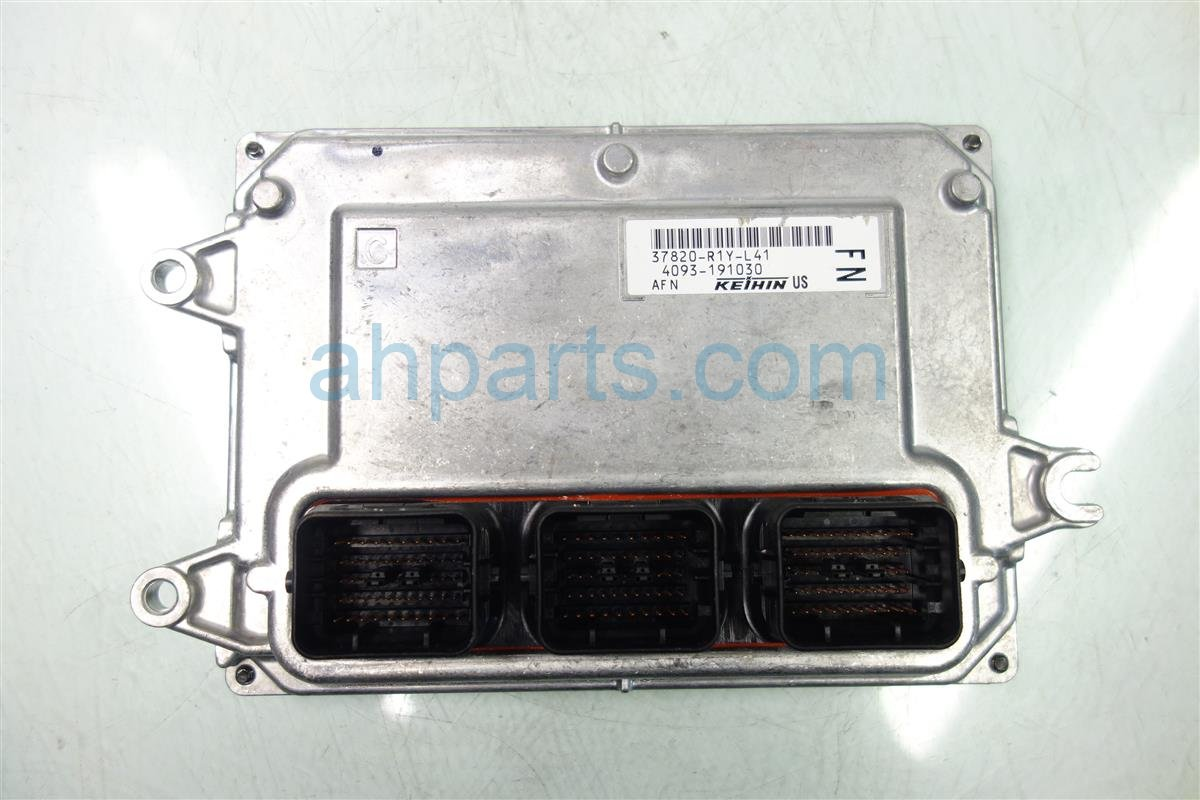 2013 Honda Civic Control module ENGINE COMPUTER ECU 37820 R1Y L57 37820R1YL57 Replacement