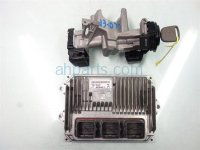 2013 Honda Accord Engine Control module computer IGNITION SWITCH W KEY ECU 37820 5A2 A05 378205A2A05 Replacement