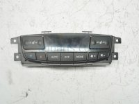 2007 Acura MDX Temperature REAR HEATER AC CLIMATE CONTROL 79650 STX A91ZA 79650STXA91ZA Replacement