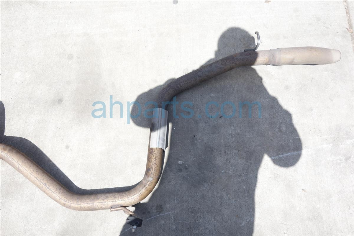 2011 Honda Odyssey EXHAUST PIPE WITH MUFFLER 18307 TK8 A03 18307TK8A03 Replacement