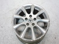 2006 Acura TSX Front passenger WHEEL RIM 17 9 spoke curb 42700 SEA G31 42700SEAG31 Replacement