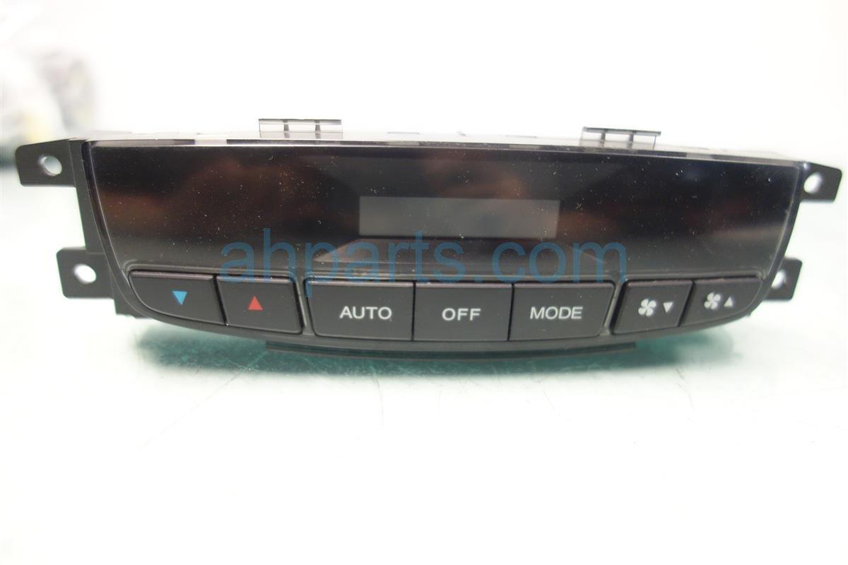 2009 Acura MDX Temperature AC heater CLIMATE CONTROL 79650 STX A41ZA 79650STXA41ZA Replacement