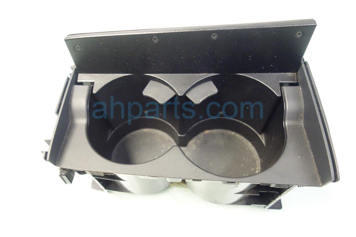 2008 Acura TSX CUP HOLDER SILVER 77230 SEC A11ZA 77230SECA11ZA Replacement