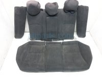 $150 Honda REAR SEATS ASSEMBLY, BLACK CLOTH
