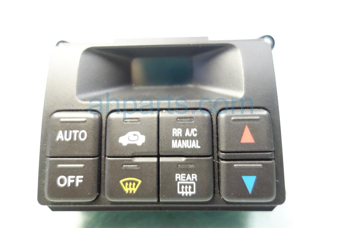 2002 Acura MDX Temperature AC heater CLIMATE CONTROL 79650 S3V A24 79650S3VA24 Replacement