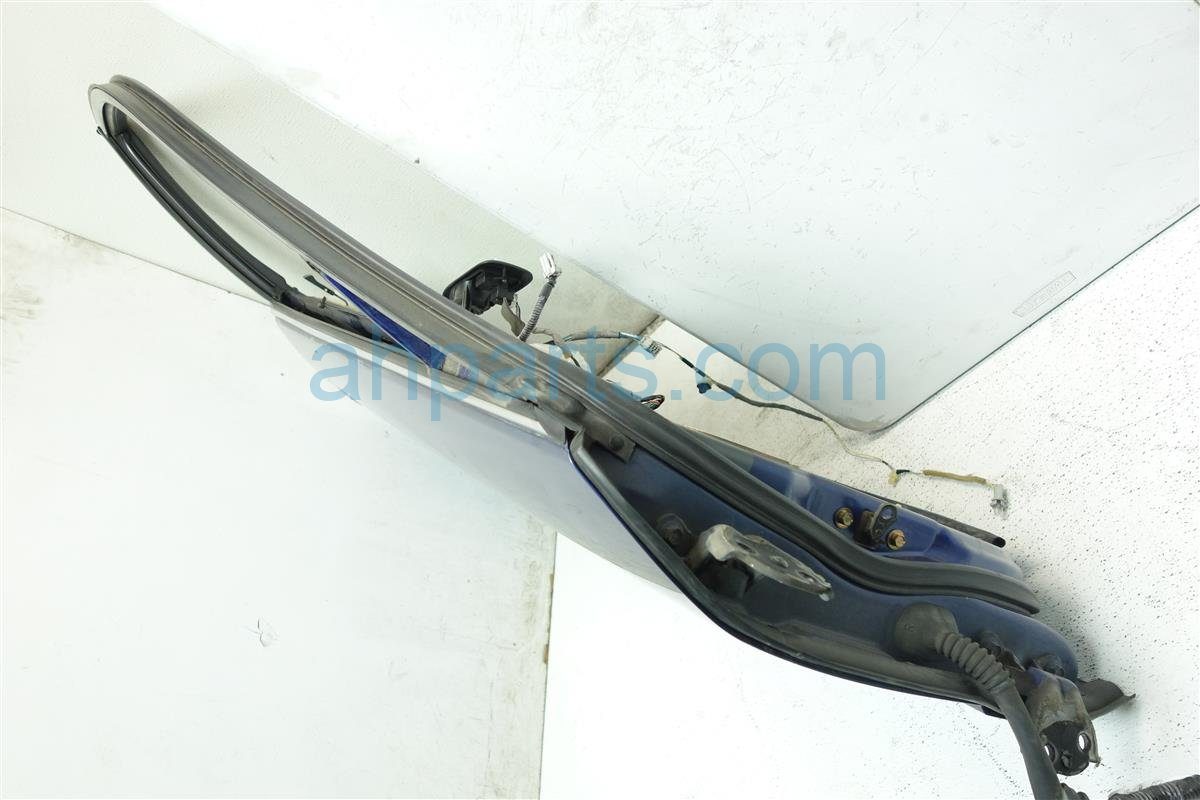2003 Acura CL Front passenger DOOR SHELL ONLY BLUE 32752 S3M A11 32752S3MA11 Replacement