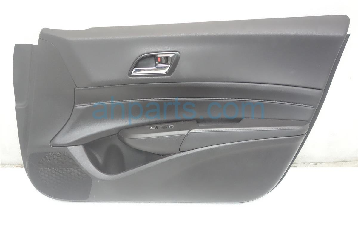 2013 Acura ILX Front passenger DOOR PANEL TRIM LINER BLACK 83501 TX6 A11ZC 83501TX6A11ZC Replacement