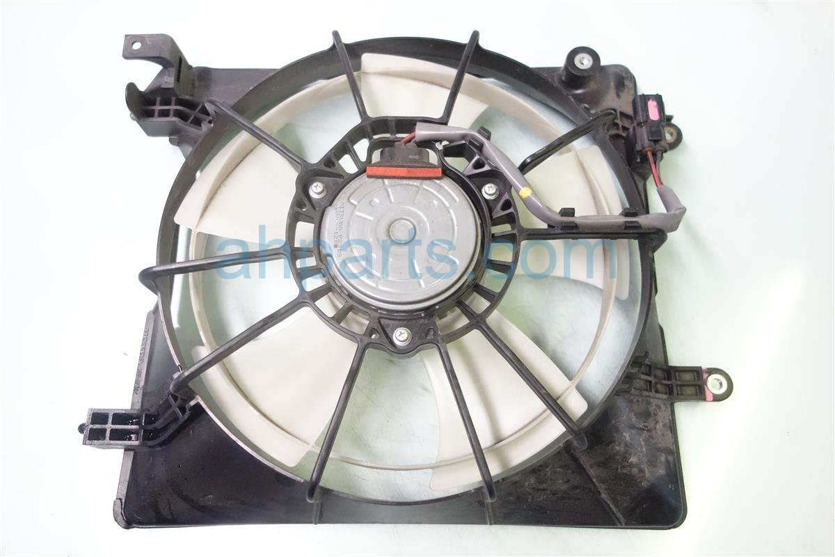 2013 Acura ILX Cooling RADIATOR FAN ASSEMBLY 19030 R1P U02 19030R1PU02 Replacement