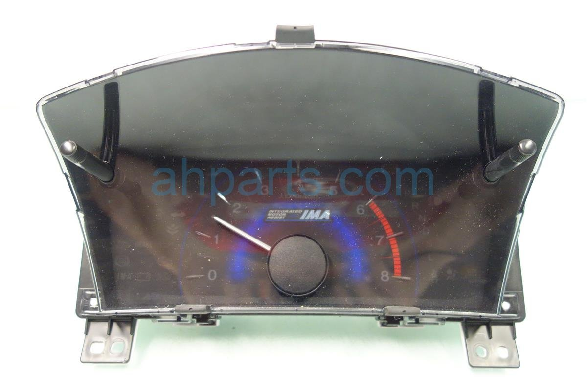 2013 Honda Civic Speedometer Instrument Gauge Cluster LOWER TECHOMETER NAVI MODEL 78200 TR2 A02 78200TR2A02 Replacement