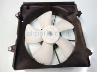 2013 Honda Civic Cooling AC CONDENSER FAN ASSEMBLY 19030 RW0 A51 19030RW0A51 Replacement