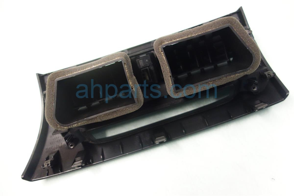 2006 Acura TL CENTER AC VENT OUTLET BLACK 77251 SEP A02 77251SEPA02 Replacement