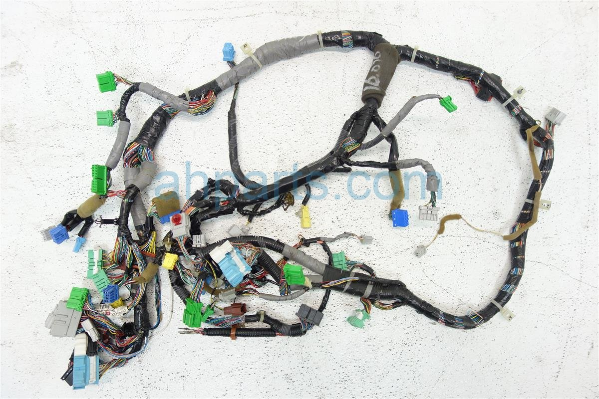 2003 Acura CL INSTRUMENT HARNESS 32117 S3M A61 32117 S3M A61 32117S3MA61 Replacement