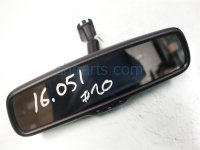2011 Honda Odyssey INSIDE INTERIOR REAR VIEW MIRROR 76400 SZA A01 76400SZAA01 Replacement