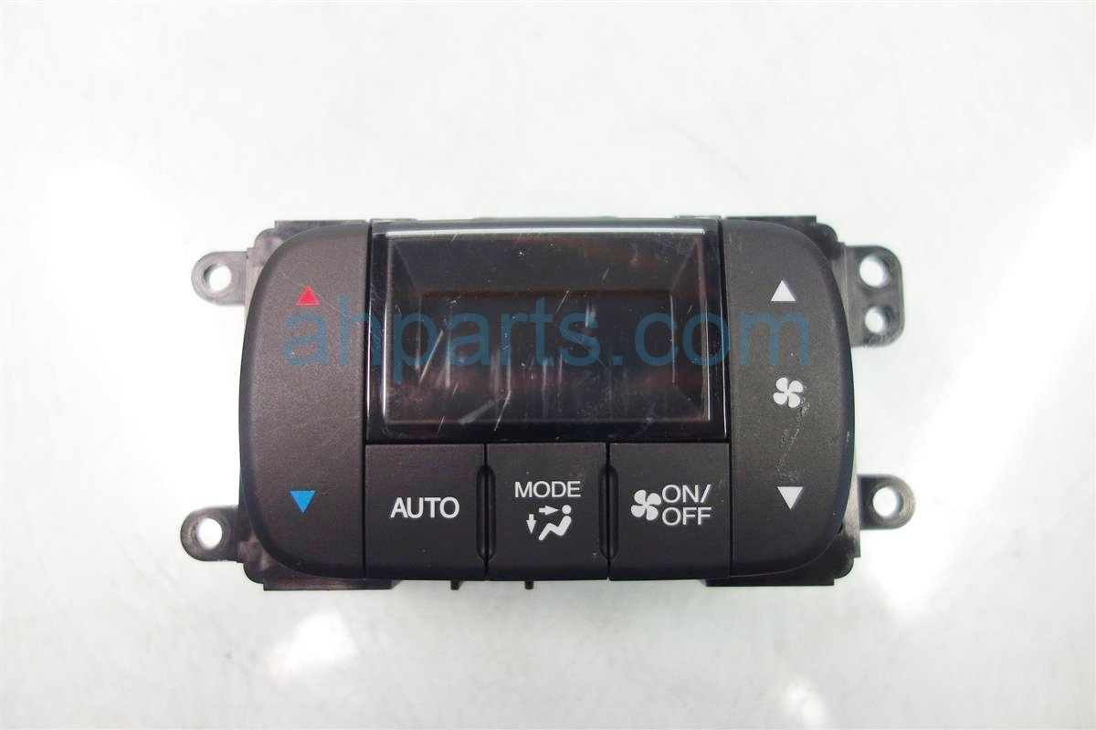 2011 Honda Odyssey Temperature Climate REAR HEATER AC CONTROL 79650 TK8 A41 79650TK8A41 Replacement