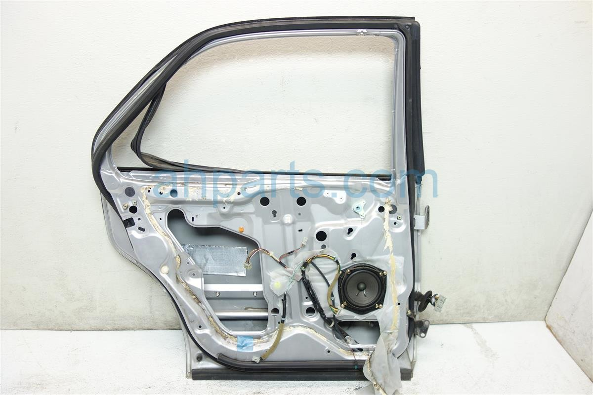 2001 Acura RL Rear driver DOOR SHELL ONLY silver 67550 SZ3 030ZZ 67550SZ3030ZZ Replacement