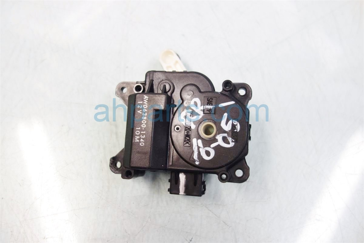 2011 Honda Odyssey Heater Core REAR MODE MOTOR 79240 TK8 A41 79240TK8A41 Replacement