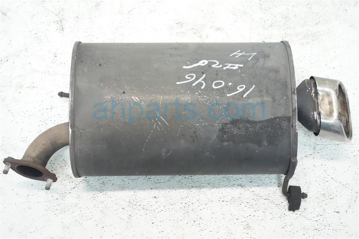 2003 Acura CL Driver MUFFLER 18035 S3M A11 18035S3MA11 Replacement