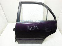 1999 Honda Accord Rear driver DOOR SHELL PURPLE Replacement