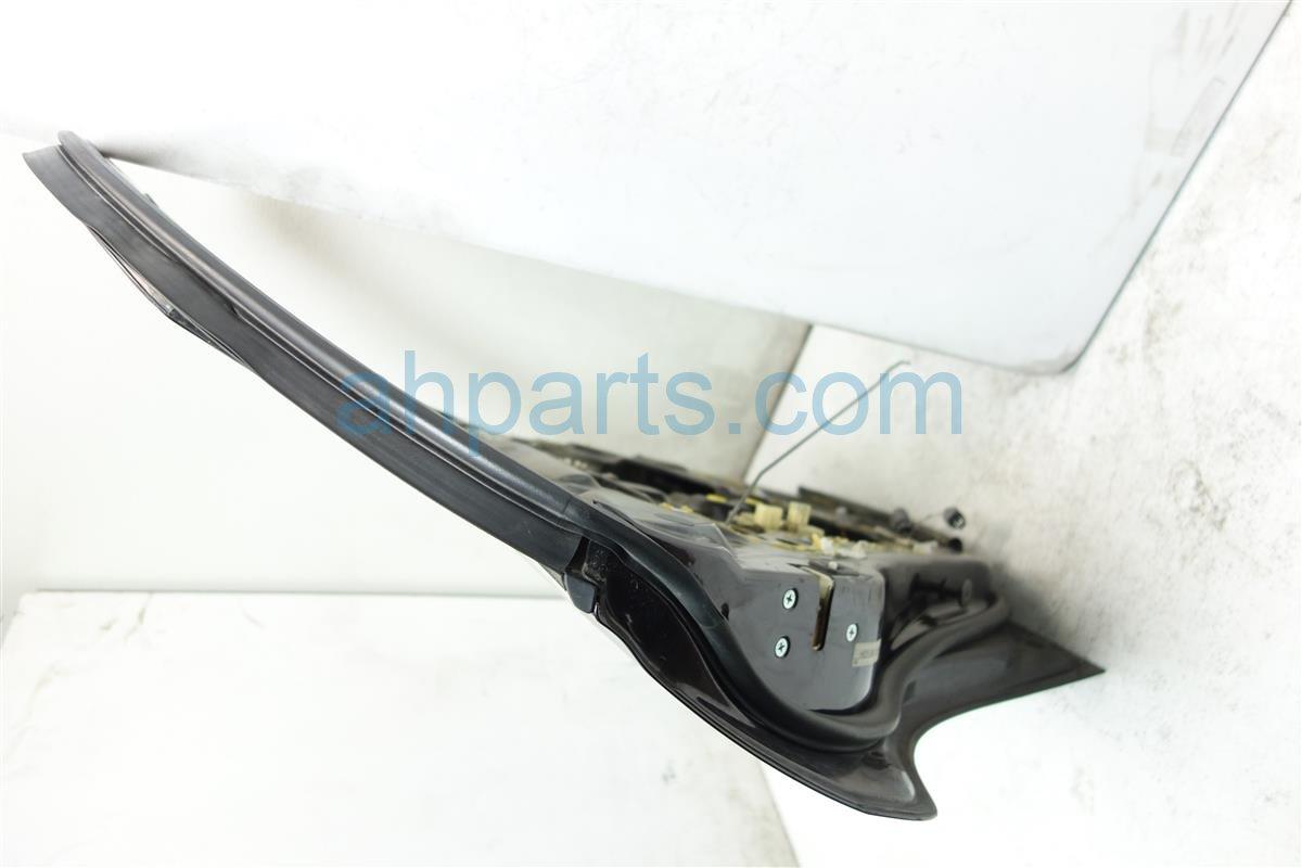 1999 Honda Accord Rear driver DOOR SHELL PURPLE Replacement