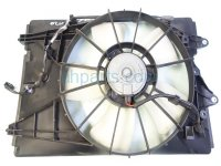 $75 Honda RADIATOR FAN ASSEMBLY