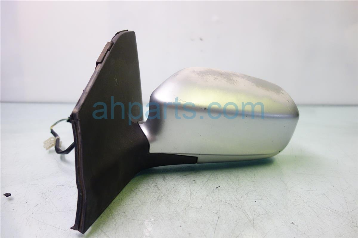 2004 Honda Civic Driver SIDE REAR VIEW MIRROR SILVER Replacement