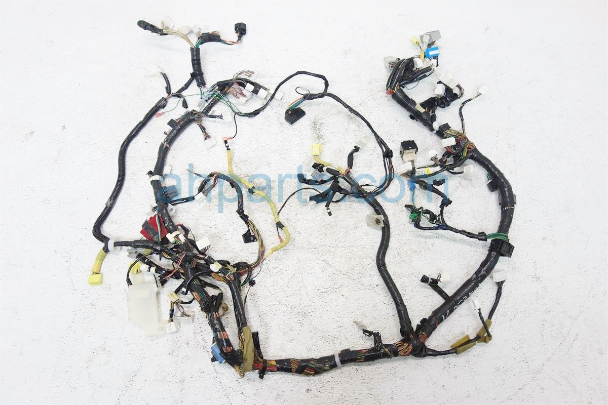 2008 Toyota Tacoma INSTRUMENT WIRE HARNESS 82141 04871 Replacement
