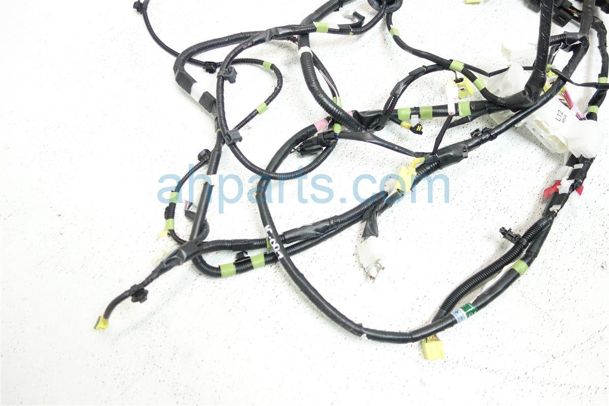 2010 Lexus Hs250h NO 2 FLOOR HARNESS 82162 75120 Replacement