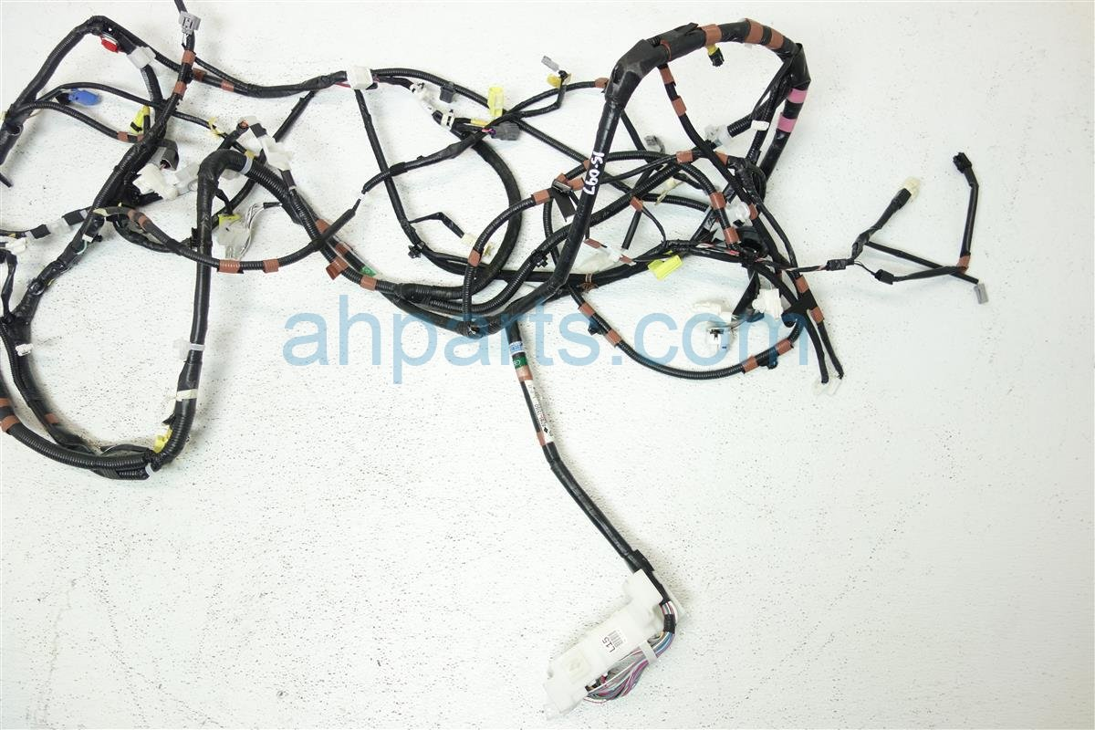2010 Lexus Hs250h FLOOR HARNESS WITHOUT SHADE Replacement