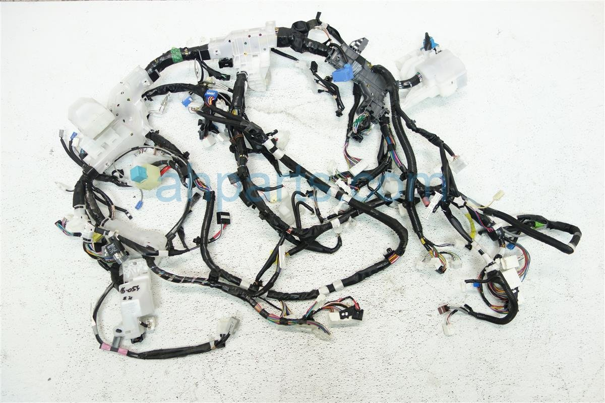 2011 Toyota Prius 82145 47F71 INSTRUMENT DASH HARNESS Replacement
