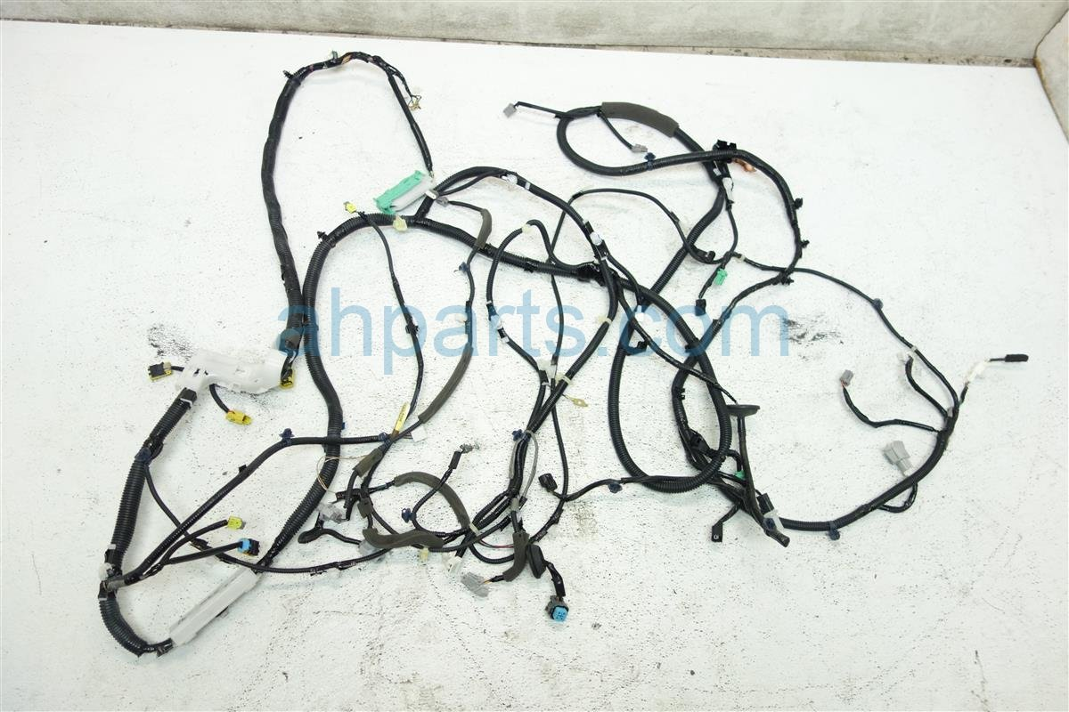 2013 Honda Accord LEFT SIDE WIRE HARNESS 32160 T2A A00 32160T2AA00 Replacement