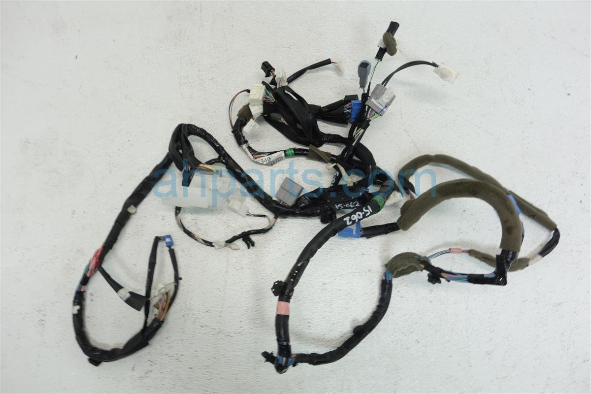 2010 Lexus Rx350 INSTRUMENT DASH HARNESS No 2 82142 0E340 821420E340 Replacement