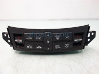 2011 Acura TSX Temperature Climate HEATER AC CONTROL ON DASH 79600 TL2 A41ZA 79600TL2A41ZA Replacement