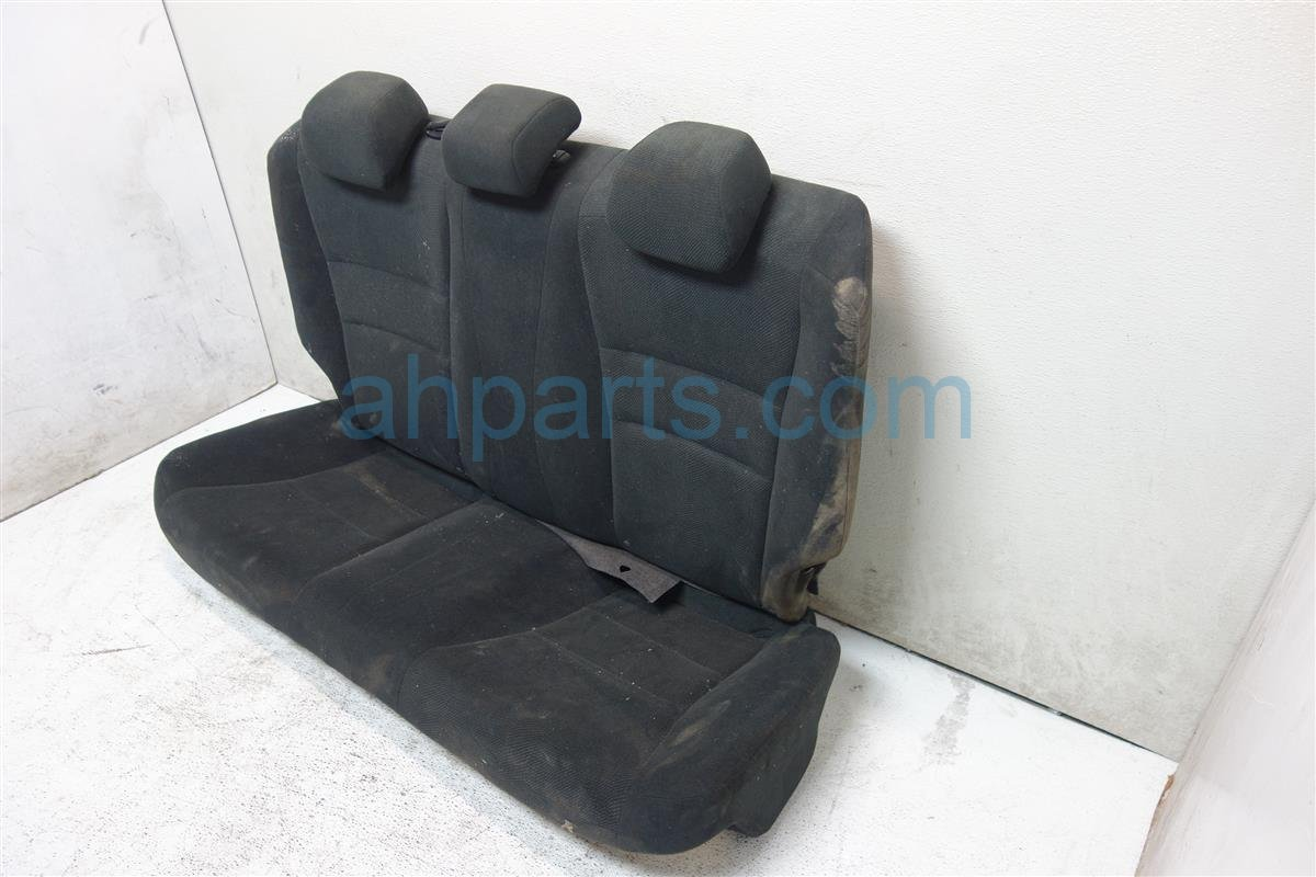 2014 Honda Accord Back 2nd row REAR SEATS ASSEMBLY BLACK CLOTH EX Replacement
